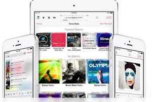 戦国時代の無料音楽配信界に、Appleが「iTunes Radio」で参入