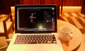 1Mbps届かず!無料WiFiセブンスポット/CAFFE SETTEPRESSO吉祥寺北町店