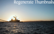 Regenerate Thumbnailsのタイトル画像