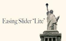 """「Easing Slider """"Lite""""」のアイキャッチ画像"""