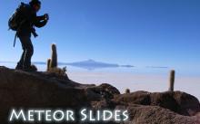 Meteor Slidesのタイトル画像