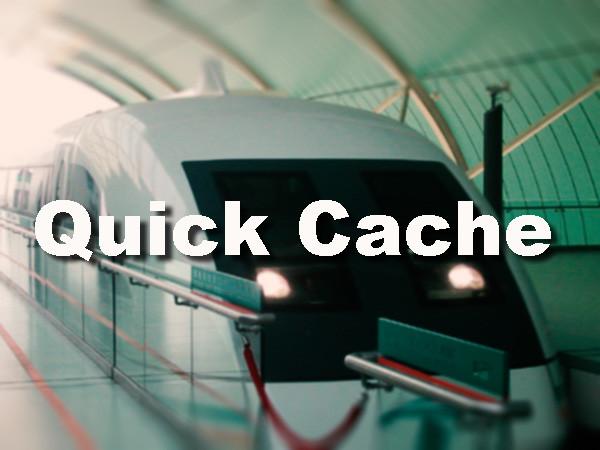 Quick Cacheのタイトル画像