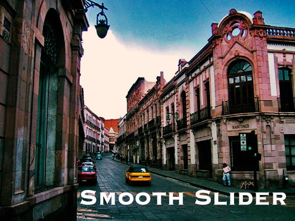 Smooth Slider」のタイトル画像