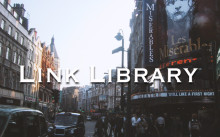 Link Libraryのタイトル画面
