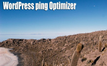 WordPress ping Optimizerのタイトル画像