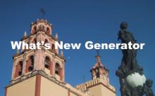 What's New Generatorのタイトル画像